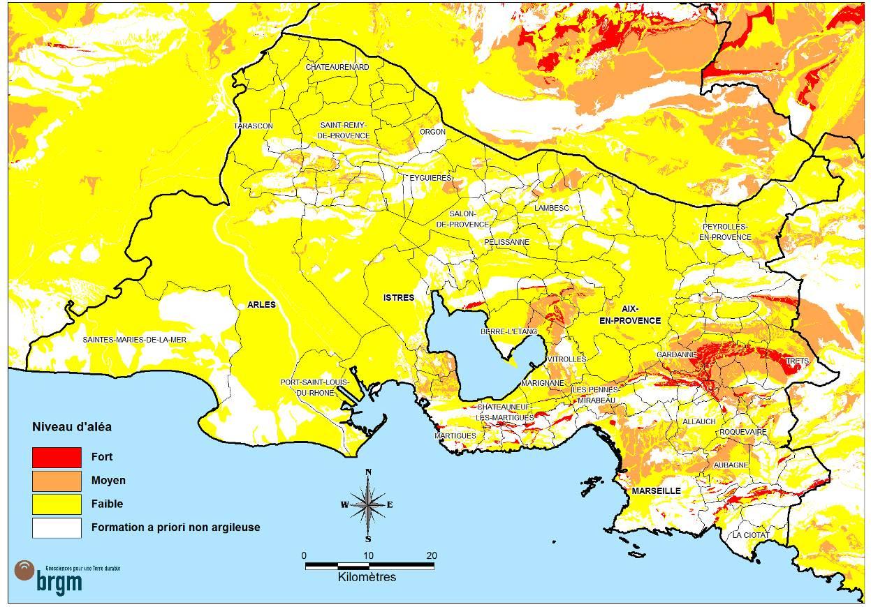 vaucluse zone sismique