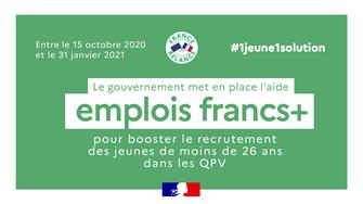 Emplois francs + : une aide augmentée pour l'embauche des jeunes de moins de 26 ans / France ...